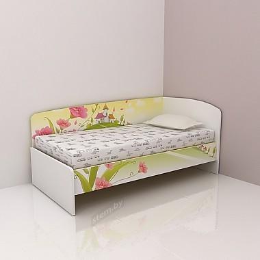 Кровать дм17