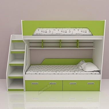 Кровать дм3