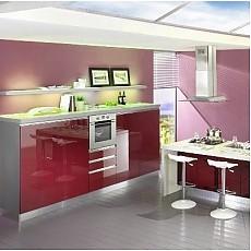 Кухни High gloss МДФ 1 м.п.