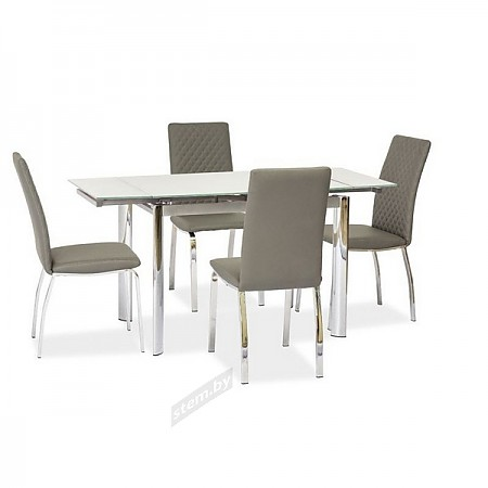 Стол GD-019 grey