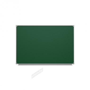 Доска инфо зеленая 1000х750
