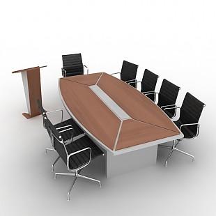 Столы для заседаний, трибуны