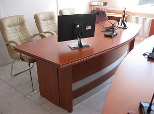 Зал заседаний ОАО Гомельстройматериалы, стол руководителей